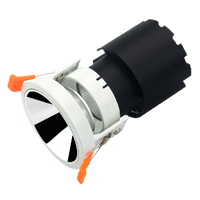 Đèn âm trần 10w mẫu F2