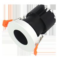Đèn âm trần 10w mẫu F7