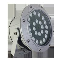 Đèn chiếu điểm 24W DMX mẫu C (điều khiển DMX512)